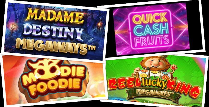 Daftar Slot Online Terbaik dan Terbaru Januari 2021