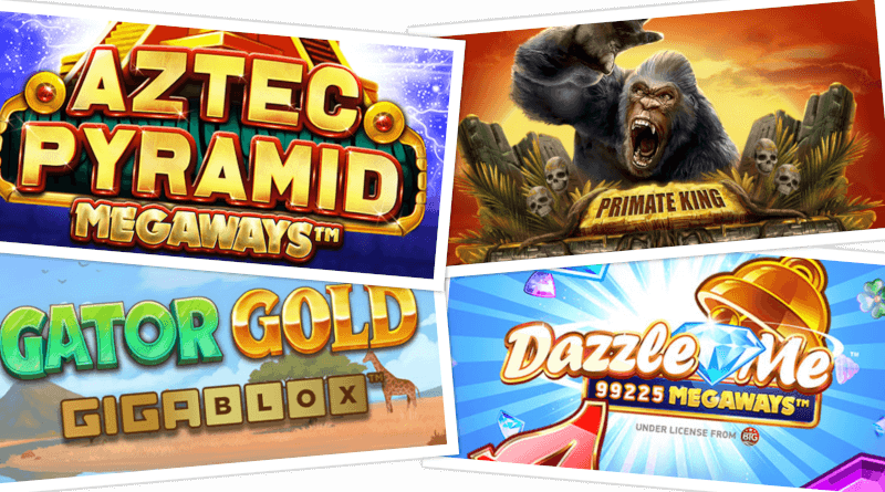 Daftar Slot Online Terbaik dan Terbaru Mei 2021