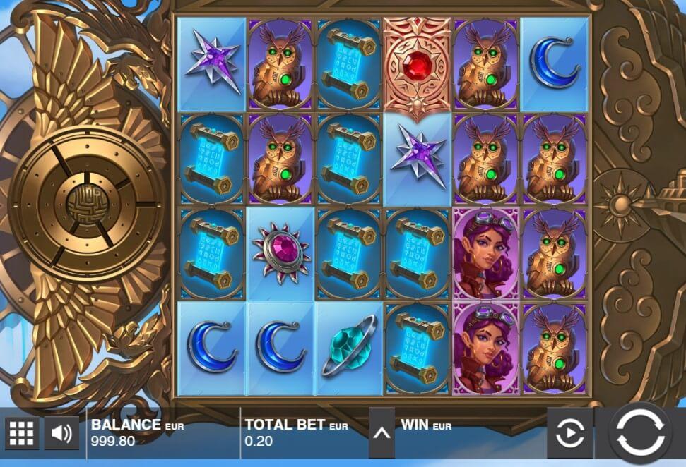 Land of Zenith Slot Push Gaming
