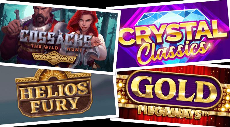 Daftar Slot Online Terbaik dan Terbaru Agustus 2021
